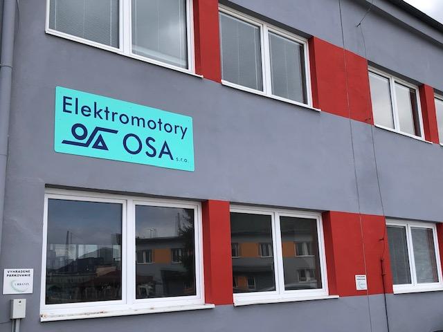 sklad elektromotory